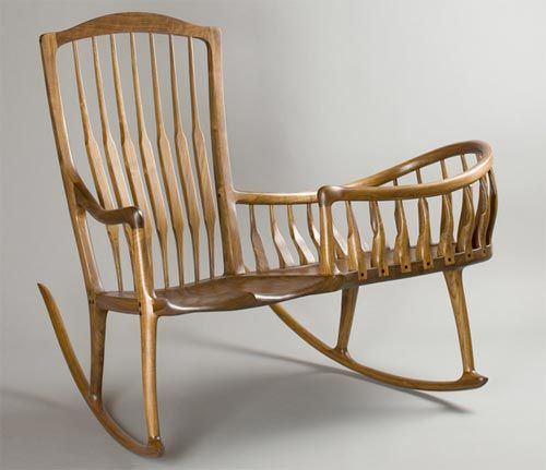 Superior Rocking Chair Cradles
