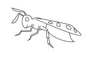 Locust Coloring Page 6 Free Coloring Page Site Coloring Pages