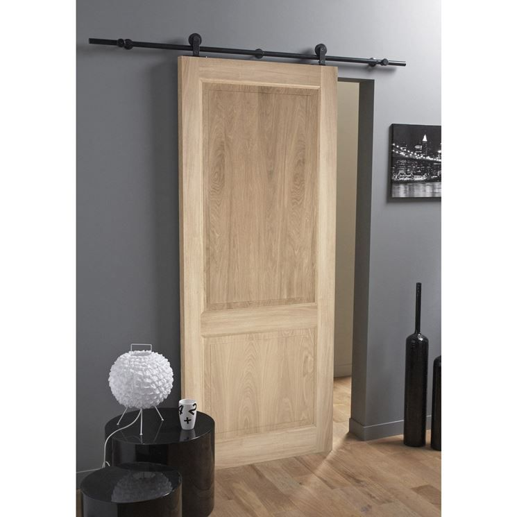 Porta scorrevole esterno muro leroy merlin home bathroom doors diy door e bathroom kids - Finestre scorrevoli leroy merlin ...