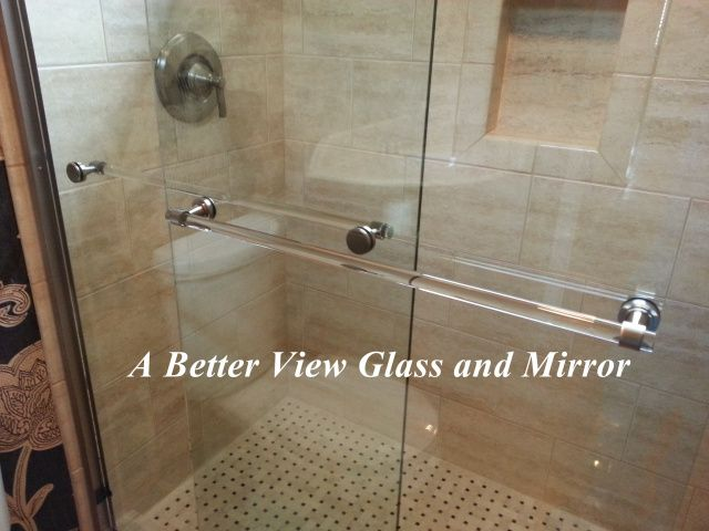 Glass Towel Bars Elegant Touch Www Wantabetterview Com Abv Glass Girl Glass Shower Panels Towel Bar Shower Doors