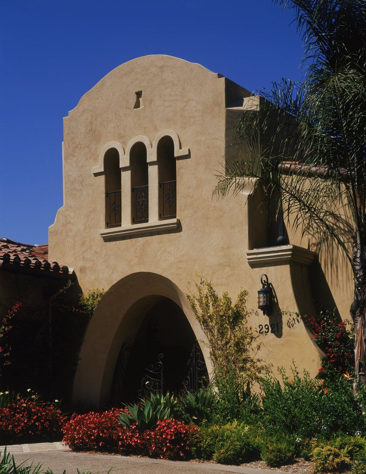 Hacienda tour d 39 elegance spanish eclectic style custom for Spanish eclectic architecture