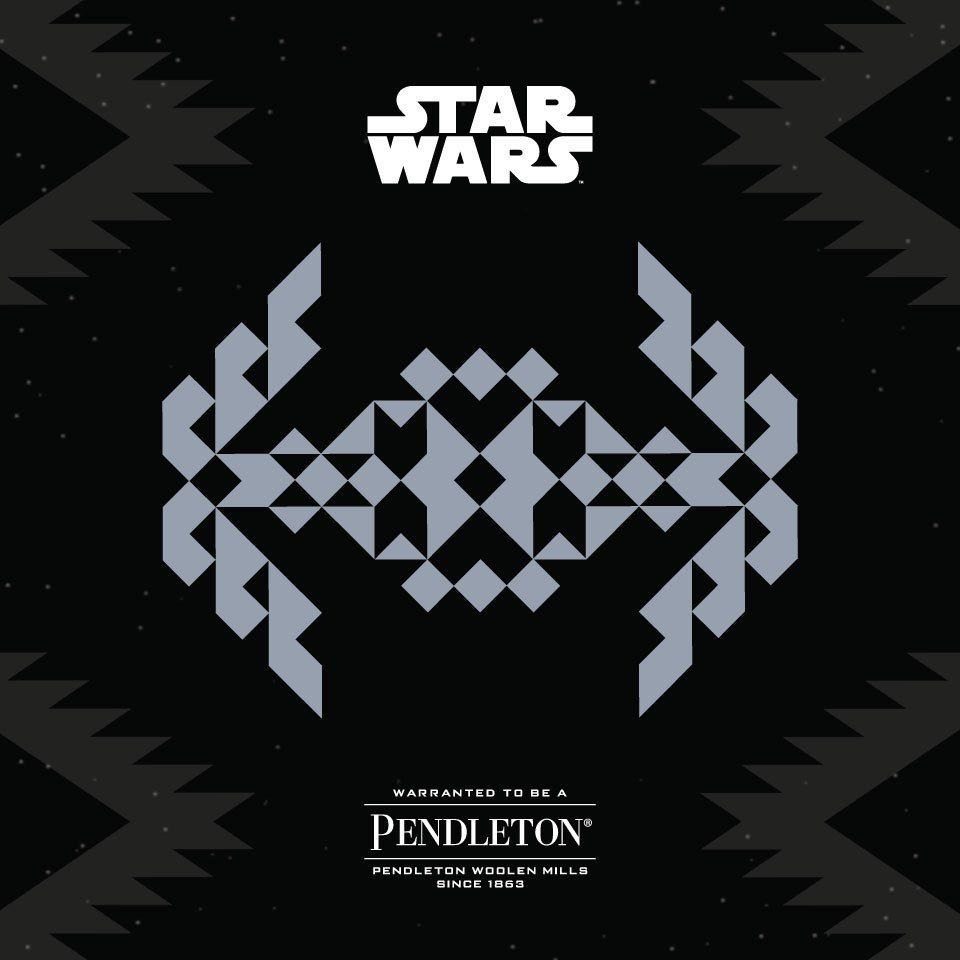 Star Wars And Pendleton For Forcefriday Fun It S On Pendleton Stars Star Wars