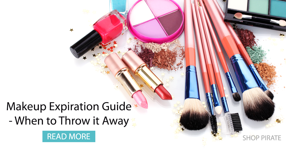 Makeup Expiration Guide When to Throw it Away Beauty