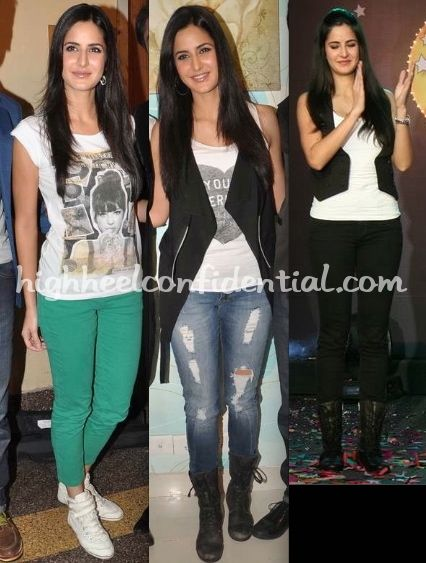 Katrina Kaif Mere Brother Ki Dulhan Promotions Lil Champs X Factor Katrina Kaif Katrina Katrina Kaif Photo