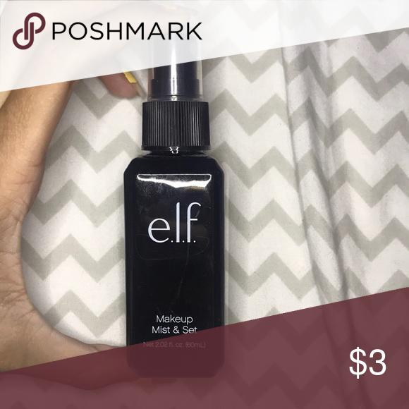 Brand new elf makeup mist and set NWT Elf makeup, Makeup