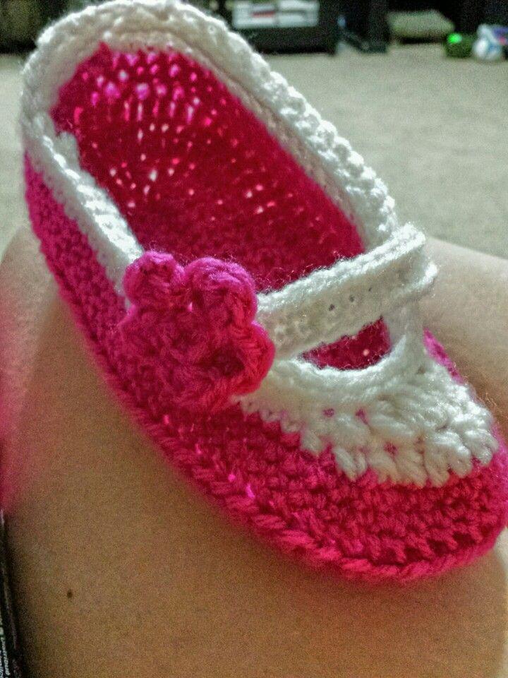 Slipper! Crochet earrings, Crochet, Jewelry