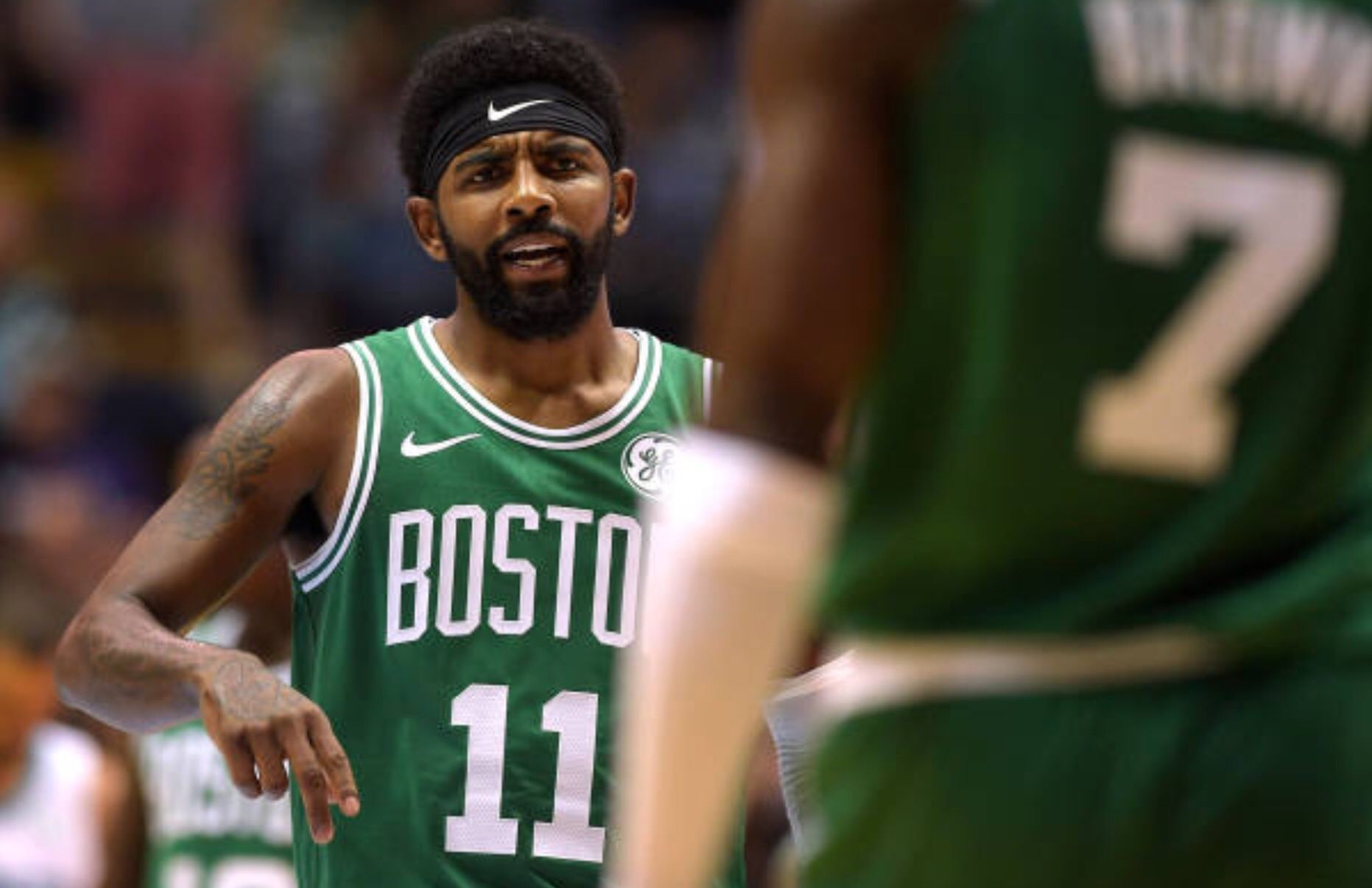 Been trying to think of a name for this era of Kyrie Irving. Fro-rie ... 2eee5fed825