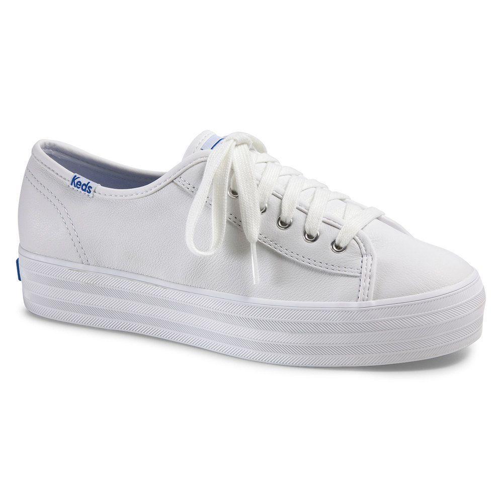white platform sneakers size 11