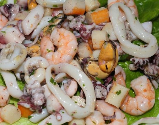 Internet By Night Mixtura De Mariscos Food Cooking