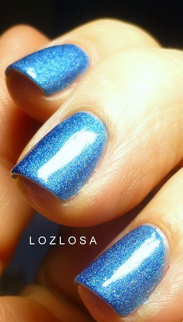 Drop-Dead Gorgeous: Jindie Nails' Blue Ivy!!!! | Blue ...