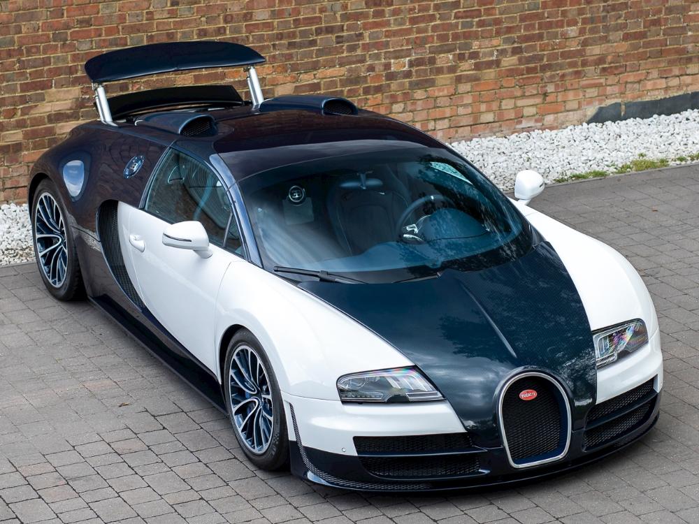 2014 Used Bugatti Veyron 16 4 Grand Sport Vitesse In 2020