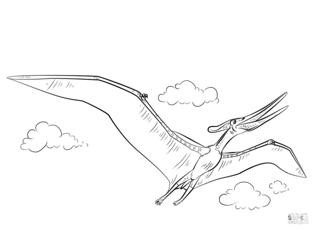 Jurassic World Coloring Pages Drawing