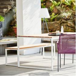 Photo of Garden furniture wood