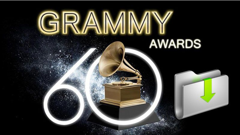 Follow the 60th Grammy Awards download guide to catch the award most