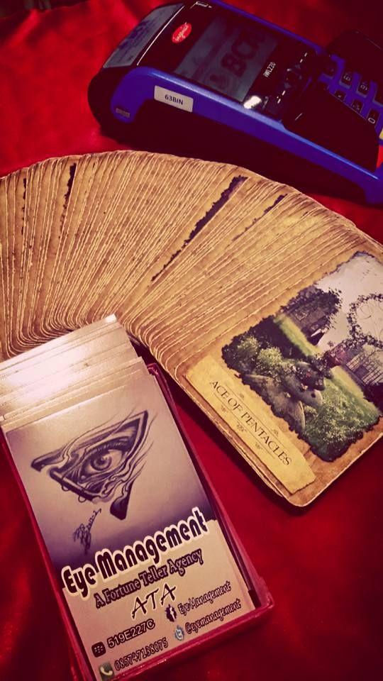 Tarot Business Card and EDC | me vs the world | Pinterest