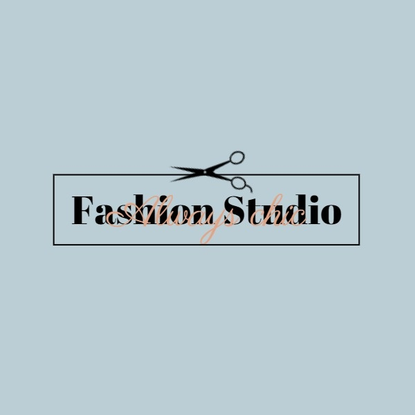Free Online Logo Templates Layouts Fotor Design Maker How To Desgn A Logo For Your Fashion Business And Clothing Stor Studio Logo Design Maker Online Logo