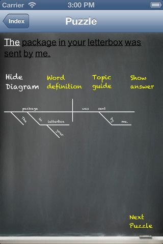 Sengram 202 sentence diagramming appgame i love diagramming sentence diagramming appgame i love diagramming sentences im such an english dork ccuart Image collections