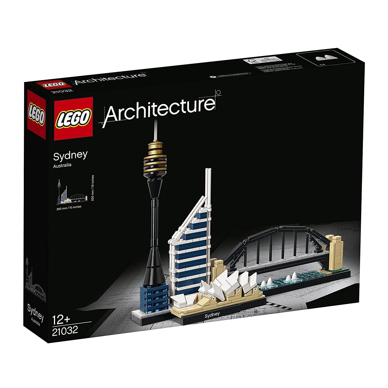 De Juegos Construcciónmulticolor Lego Sídney Architecture l1cKJF