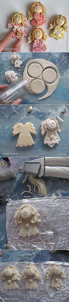 (1) - magnet-angels.  MK |  OWN HANDS