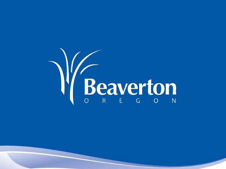 Beaverton, Oregon, by Mayor Denny Doyle