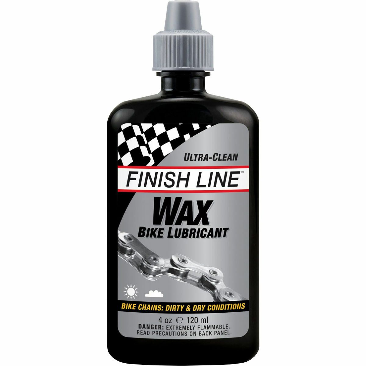 Finish Line Krytech Wax Lube 120ml Bottle The Cleanest Driest