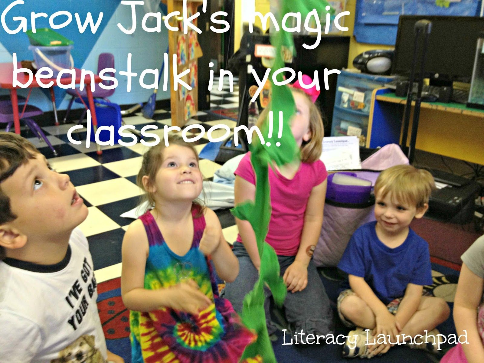 Grow Jack S Beanstalk In Your Classroom With Images