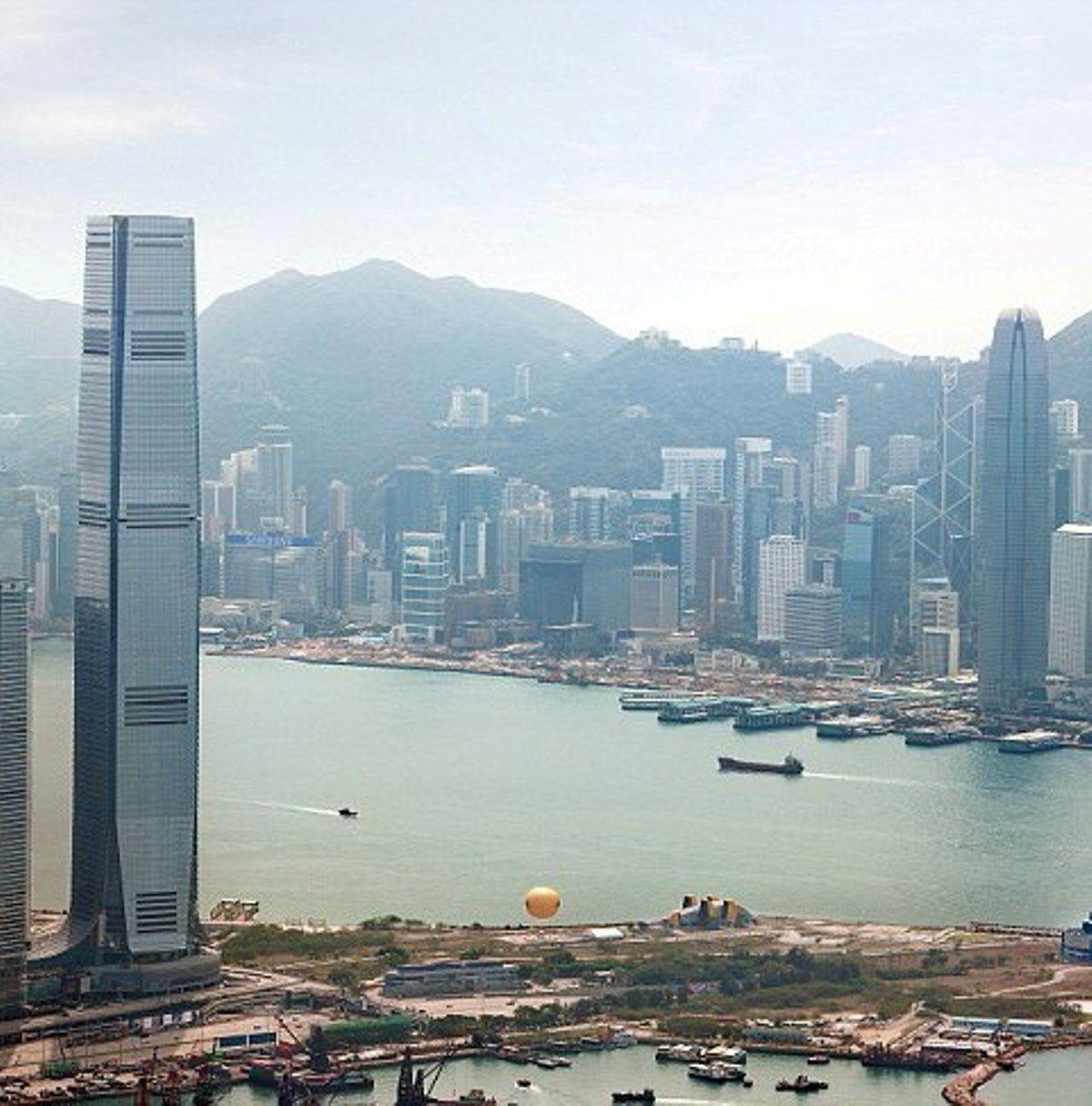 Two International Finance Center, Hongkong   The tallest   Pinterest