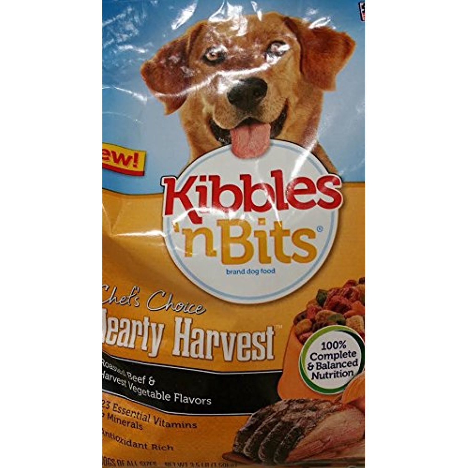 Kibbles N Bits Chef S Choice Hearty Harvest 3 5 Lb Bag You Could Get Additional Details At The Image Link This I Dry Dog Food Dog Food Recipes Food Animals