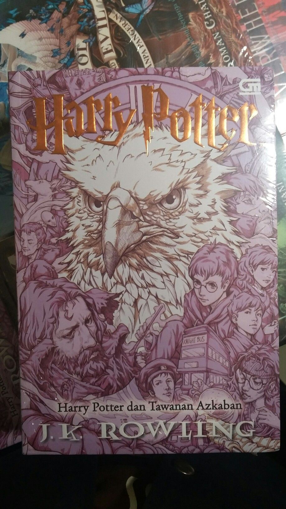 Ebook Harry Potter And The Deathly Hallows Indonesia