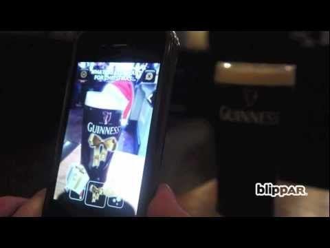 Guinness - Realidad aumentada.