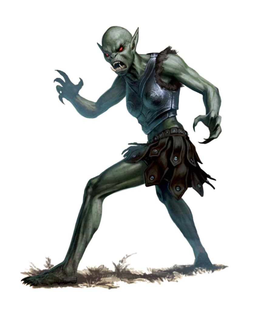Female Ghast Undead - Pathfinder PFRPG DND D&D 3 5 5E 5th ed