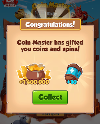 Link master for coin master