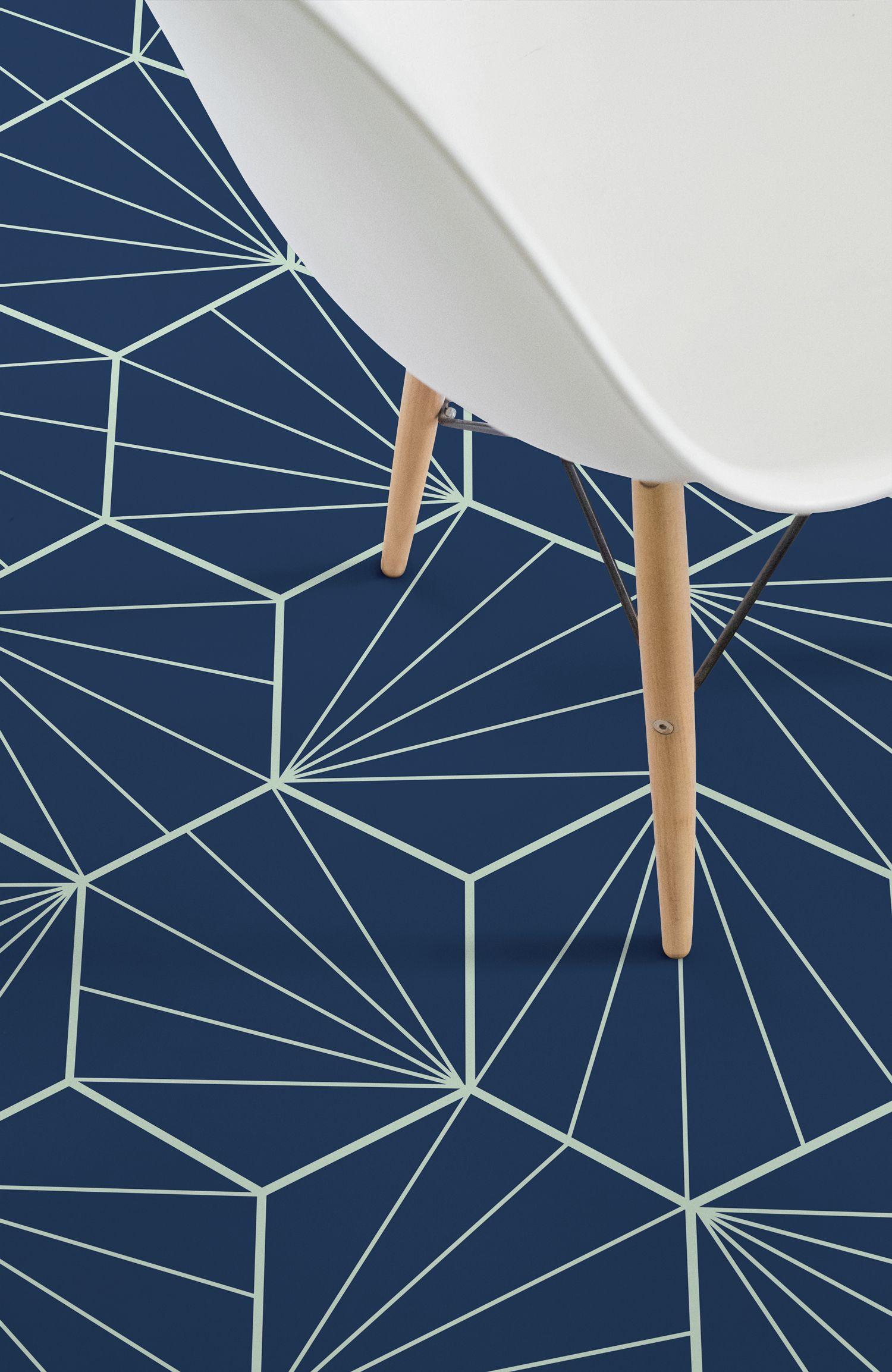 Art Deco Tile Vinyl Flooring Art Deco Tiles Art Deco And Interiors # Muebles Janine Bogota