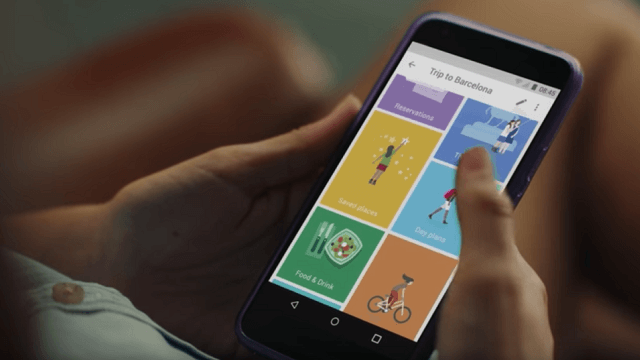 Google Trips ya se encuentra disponible para iPhone