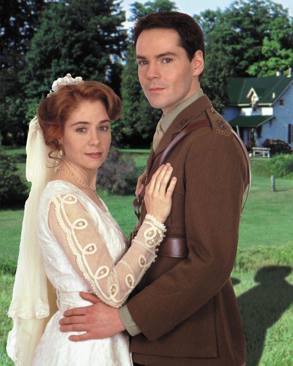 Anne Megan Follows And Gilbert Jonathan Crombie Wedding Photo