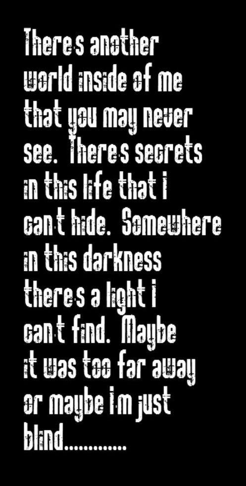 Three Doors Down - When I'm Gone - song lyrics, music lyrics, song ...