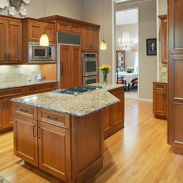 Kitchen Countertops Ann Arbor   DreamMaker Bath & Kitchen ...
