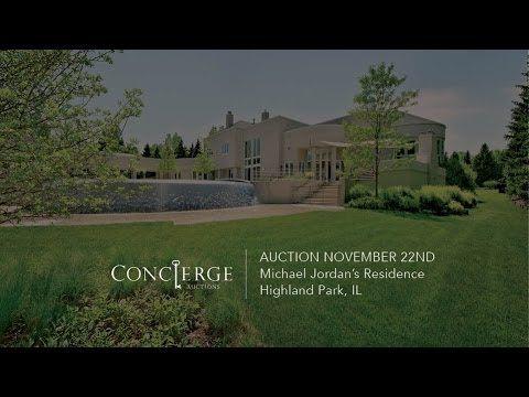Sensational Take A Video Tour Of Michael Jordans Chicago Area Mansion Home Interior And Landscaping Ologienasavecom