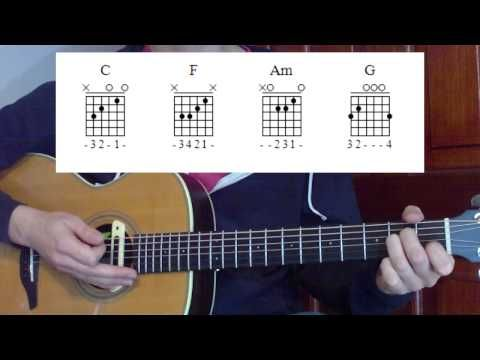 Ho Hey Lumineers Guitar Tutorial Guitar Pinterest Guitars