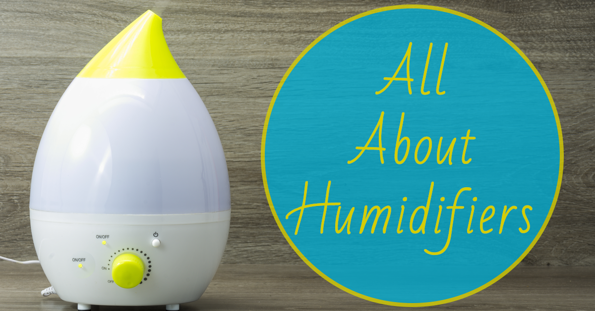 Banish that winter dryness! Humidifiers keep your home