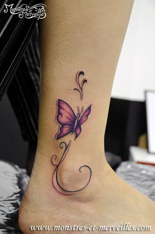 tatouage papillon 1458860016594 | tatouages | pinterest | tatouage