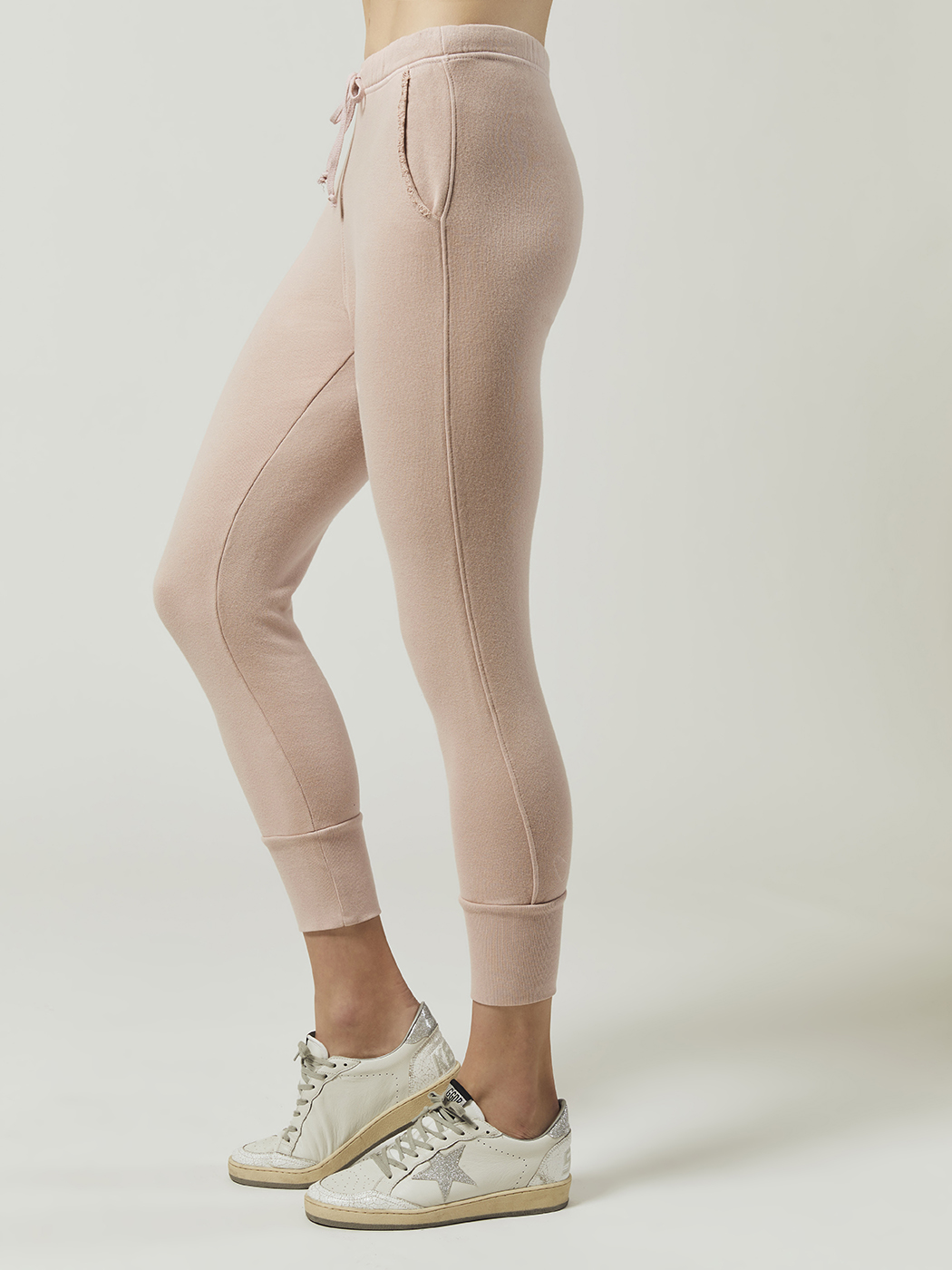 3a46d990ff Frank & Eileen Tee Lab LONG SWEATPANT WITH CUFF - Dirty Ballerina - Fashion  Activewear Life