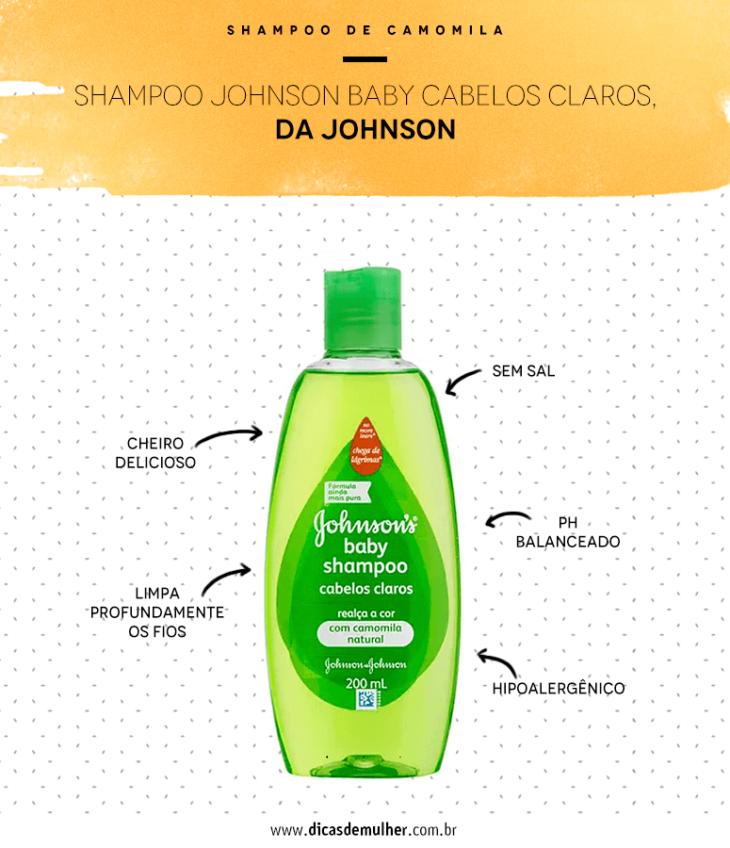 95210f02f Shampoo de camomila: quais os efeitos e melhores produtos do mercado  Rotinas De Beleza,