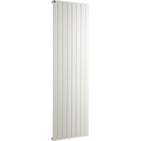 Radiateur chauffage central acier DELTACALOR Pianosa, 1265W - puissance electrique pour une maison individuelle