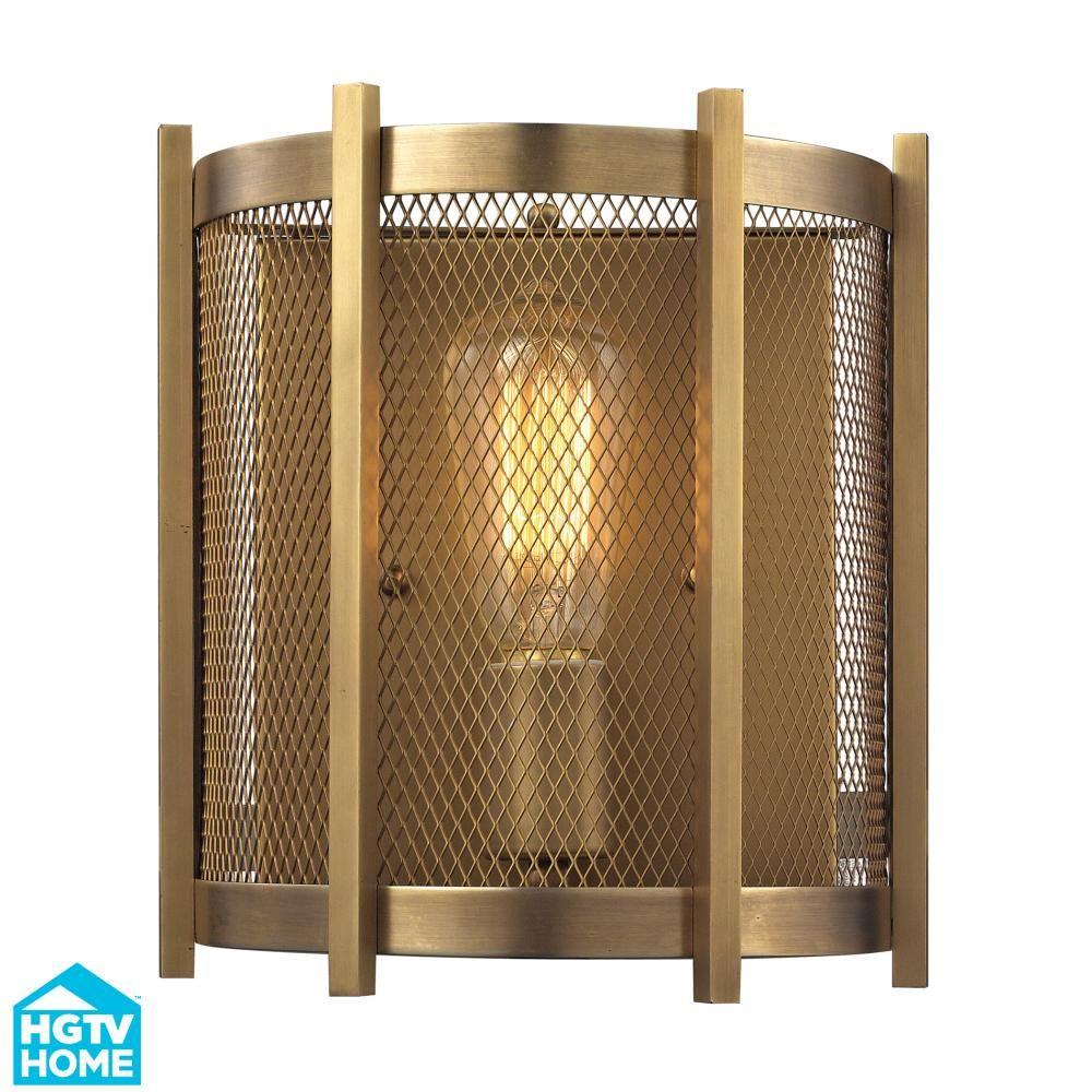 Wall sconce vj bright light design center sconces