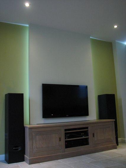 tv wand led google zoeken tv wand pinterest wand. Black Bedroom Furniture Sets. Home Design Ideas
