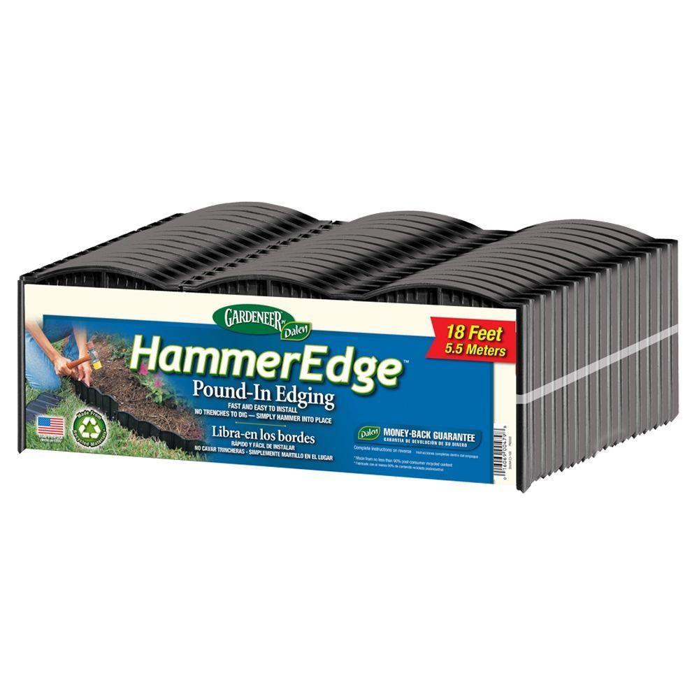Dalen Products 18 Ft Hammer Edge Edging E3 16b With Images