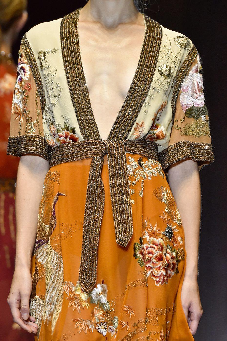 """forlikeminded: """"Gucci - Milan Fashion Week - Spring 2015 """""""