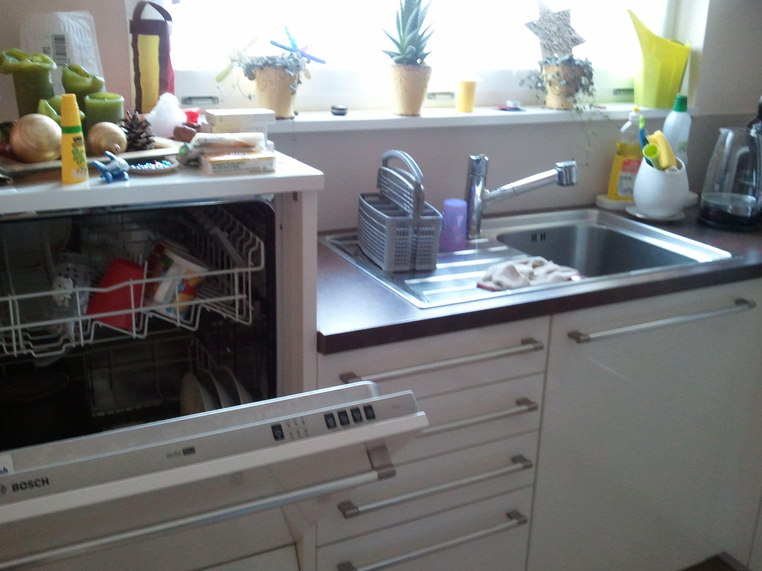 Spülmaschine oben Küche, Küchen ideen, Spülmaschine