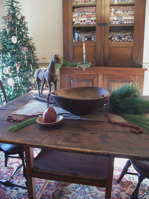 Christmas 2012~The Primitive Stitcher